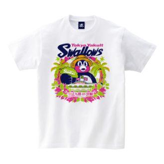 南国旅行つば九郎Tシャツ