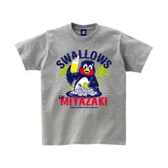 るーびー地鶏つば九郎Tシャツ