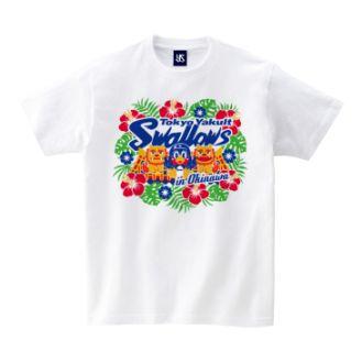 つば九郎沖縄風景 Tシャツ